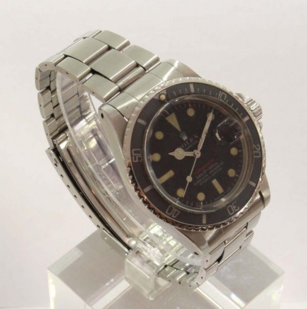IMG 4705 - Rolex Submariner Date Red Tropical dial, 9315 bracelet