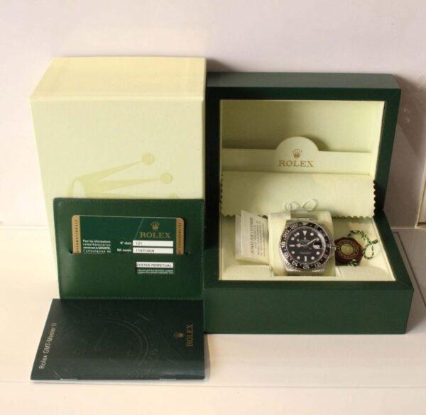 IMG 4791 - Rolex GMT-Master II Full Set (Neuzustand)