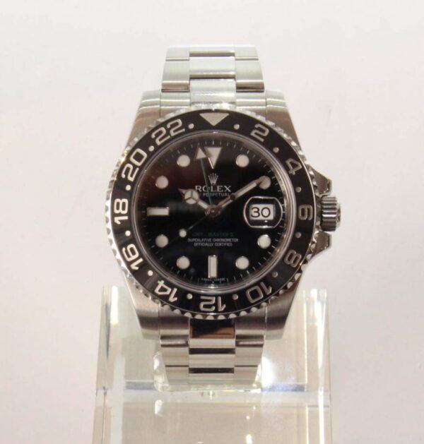 IMG 4795 - Rolex GMT-Master II Full Set (Neuzustand)