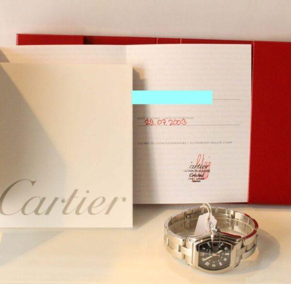 IMG 4843 - Cartier Roadster Stahl