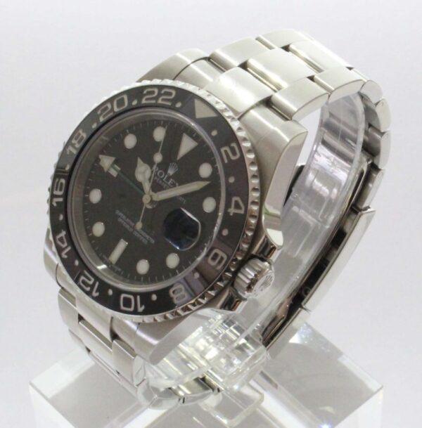IMG 5485 600x609 - Rolex GMT-Master II Full Set (Rolex Service)