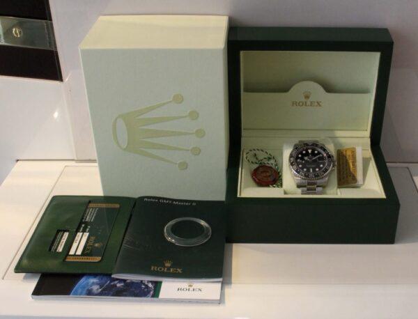 IMG 5497 600x458 - Rolex GMT-Master II Full Set (Rolex Service)