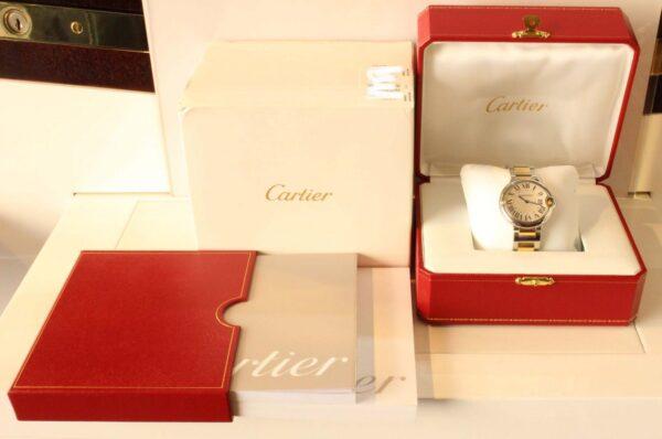 IMG 4989 600x398 - Cartier Ballon Bleu Watch
