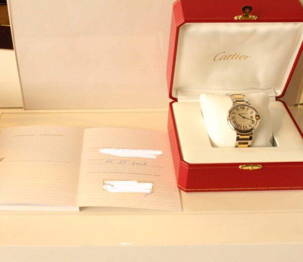 IMG 4990 600x519 - Cartier Ballon Bleu Watch