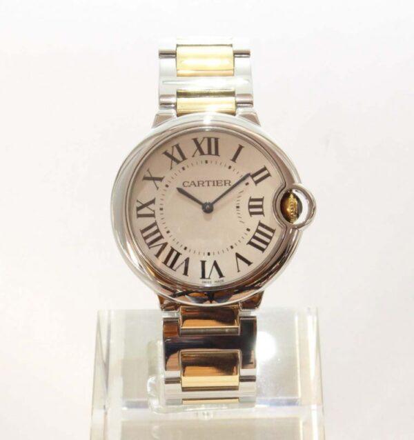 IMG 4994 600x638 - Cartier Ballon Bleu Watch