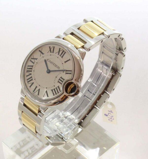 IMG 4995 600x642 - Cartier Ballon Bleu Watch