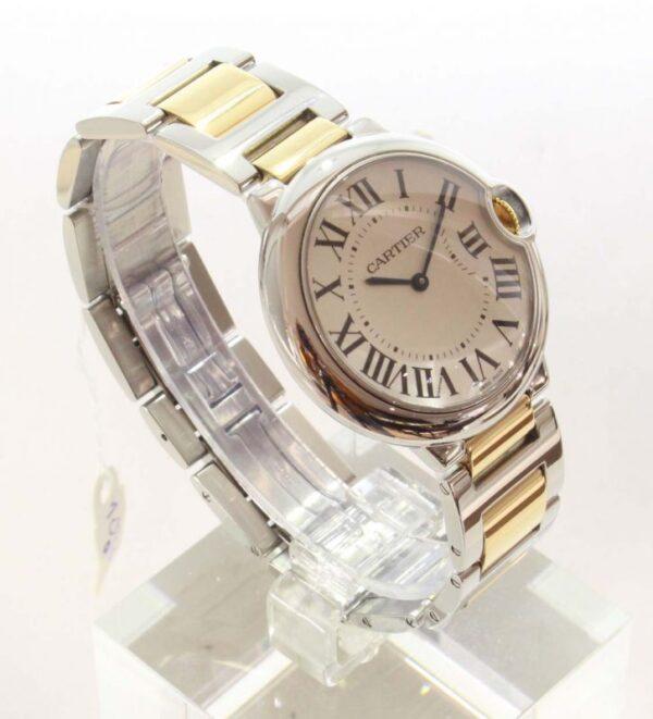 IMG 4996 600x661 - Cartier Ballon Bleu Watch