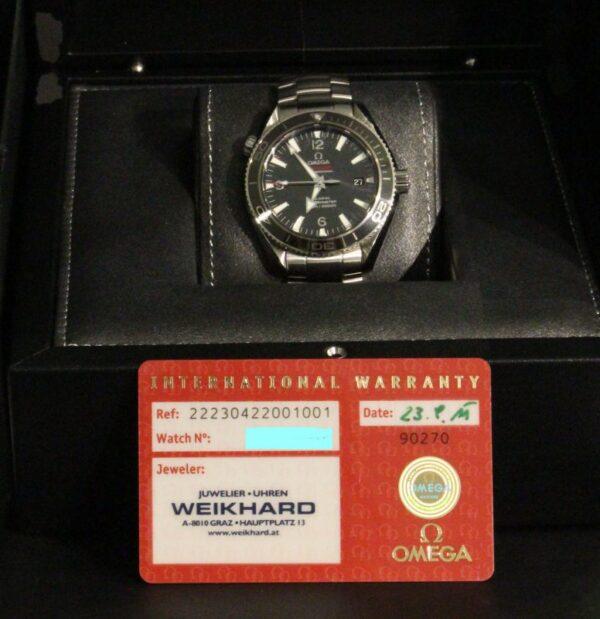 "IMG 5093 - Seamaster Planet Ocean ""LiquidMetal"" Limited Edition"