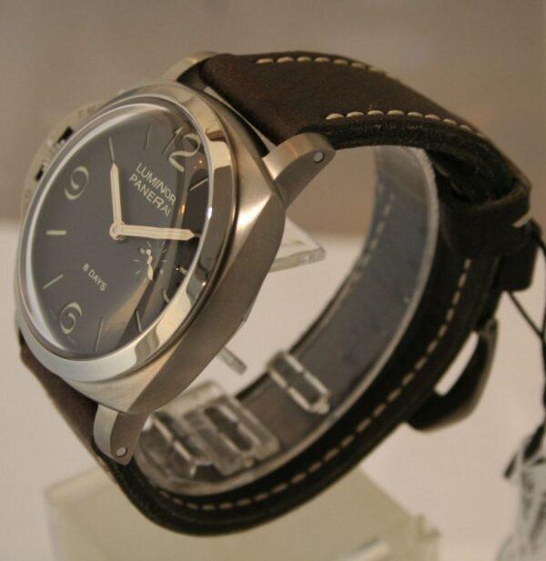 IMG 0042 600x617 - Lum 1950 Left-Handed Titanio Special Editions