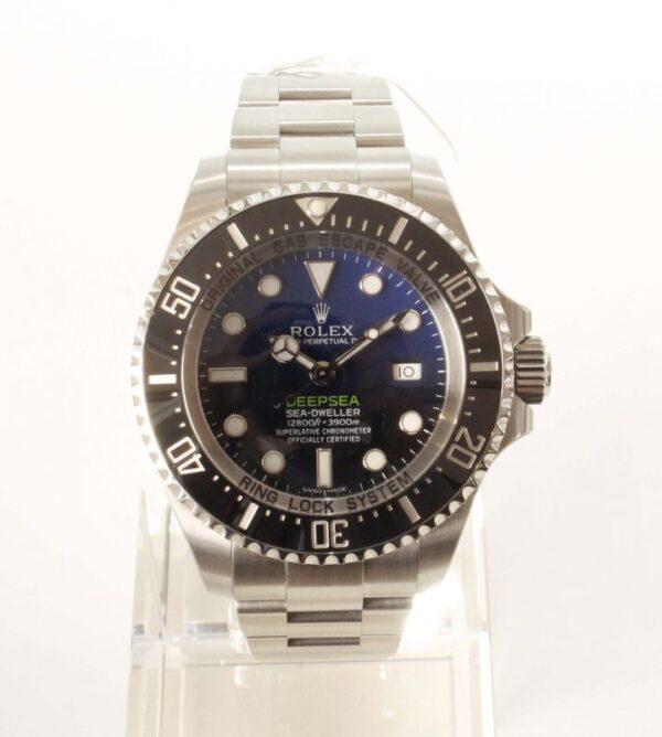 "MG 5696 600x668 - Rolex Sea-Dweller Deepsea ""James Cameron"" (Stickers)"