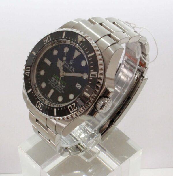 "MG 5699 600x611 - Rolex Sea-Dweller Deepsea ""James Cameron"" (Stickers)"