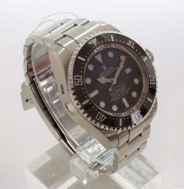 "MG 5701 600x617 - Rolex Sea-Dweller Deepsea ""James Cameron"" (Stickers)"