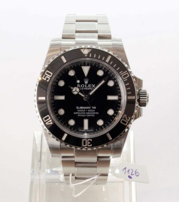 MG 5718 600x676 - Rolex Submariner No Date